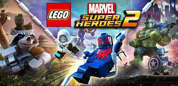 LEGO Marvel Super Heroes 2 já está disponível