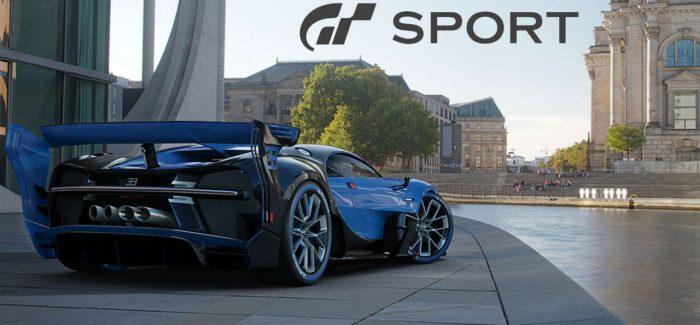Precisamos falar sobre Gran Turismo Sport