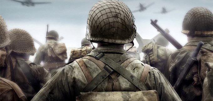 Nosso time de eSports para Call of Duty: WWII
