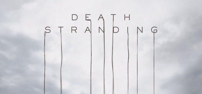 Guillermo Del Toro diz que trailer de Death Stranding está próximo