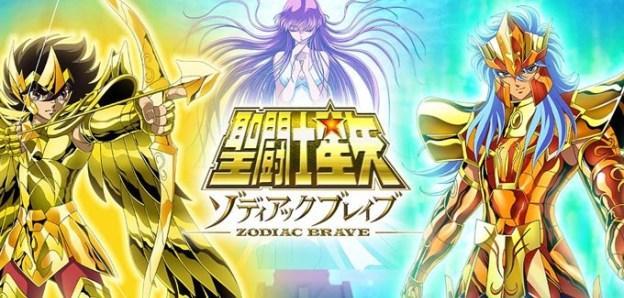 Saint Seiya Cosmo Fantasy chega aos smartphones