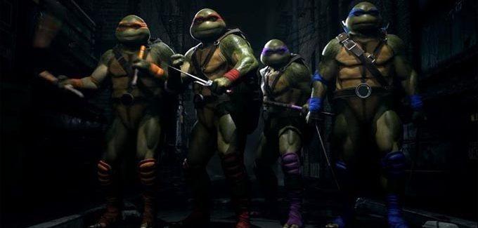 As Tartarugas Ninja vão lutar em Injustice 2