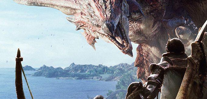 Monster Hunter: World terá beta novamente em dezembro.