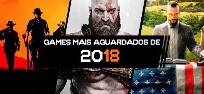 Expectativa para os games de 2018