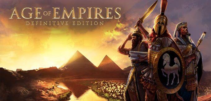 Age of Empires: Definitive Edition já disponível no Windows 10