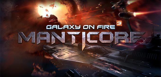 Manticore – Galaxy on Fire já está disponível no Nintendo Switch