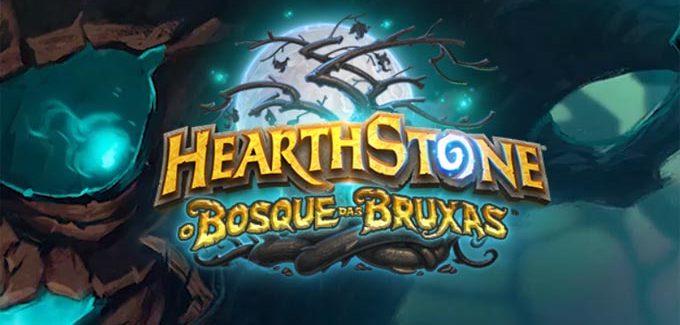 Bosque das Bruxas é a nova expansão de Hearthstone