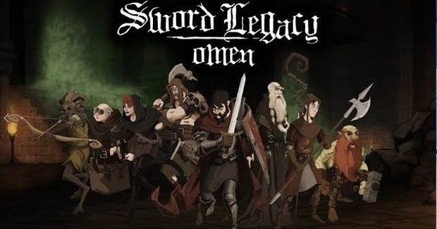 Sword Legacy: Omen, novo RPG indie brasileiro