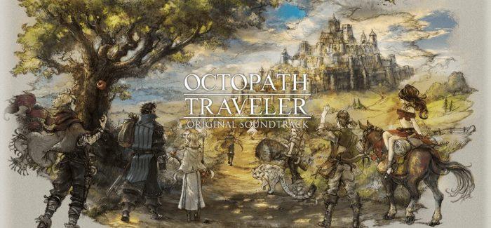 Octopath Traveler irá receber trilha sonora de 4 CDs no dia 13 de Julho
