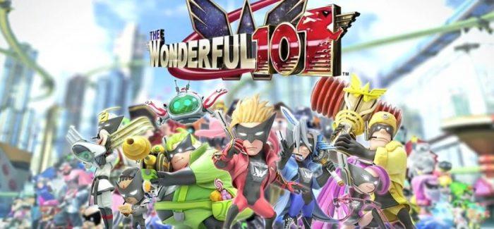 Platinum Games quer trazer The Wonderful 101 para o Nintendo Switch
