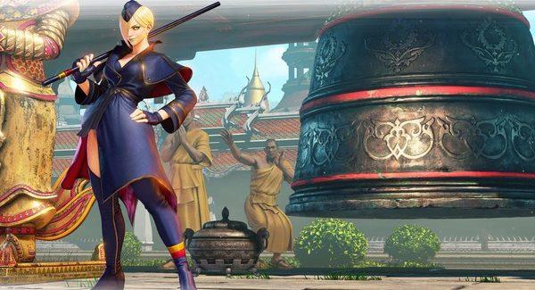 Assista ao trailer de Falke, nova lutadora em Street Fighter V: Arcade Edition