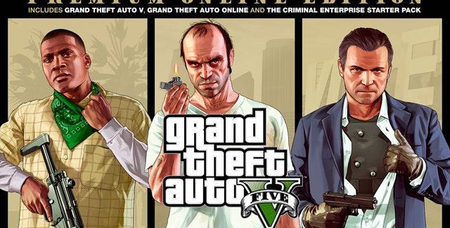 Grand Theft Auto V: Premium Online Edition revelada