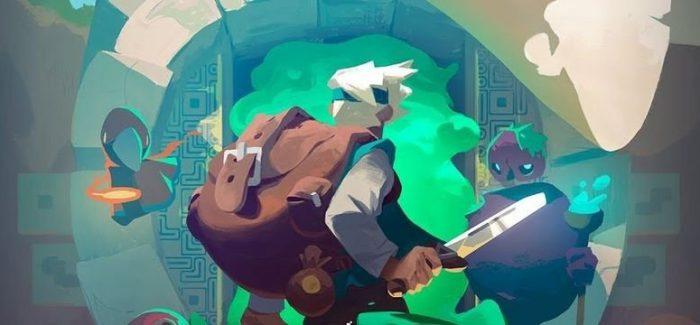 RPG de ação Moonlighter será lançado em maio