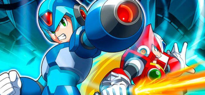 Coletâneas de série Mega Man X chegam ao Japão em julho