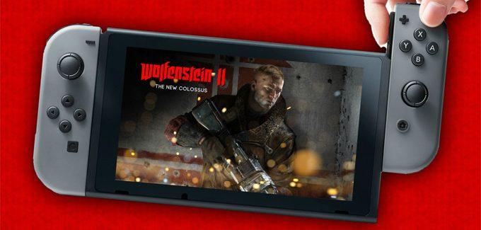 Wolfenstein II (Switch) – Análise