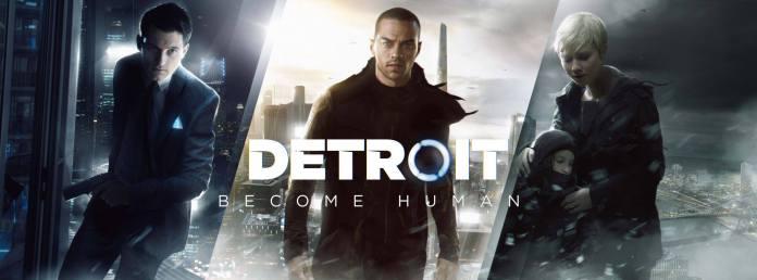 A arte de Detroit: Become Human em um novo trailer
