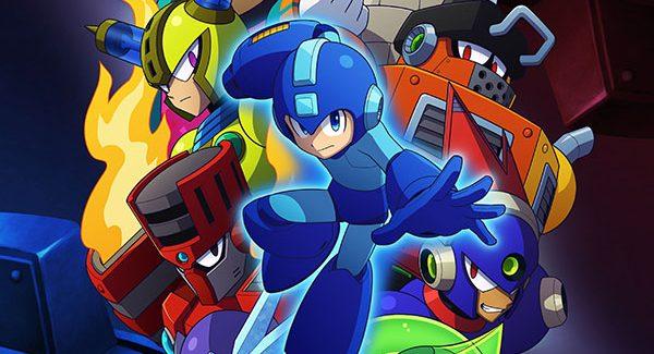 Mega Man 8 será lançado dia 2 de outubro
