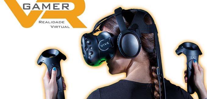 Arcade VR Gamer inaugura multiplayer em shopping de São Paulo