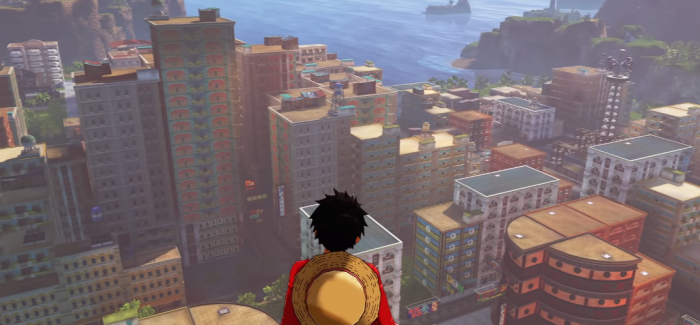 Novo vídeo de gameplay de One Piece: World Seeker