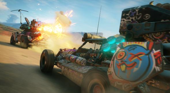 Trailer oficial de gameplay de RAGE 2 divulgado
