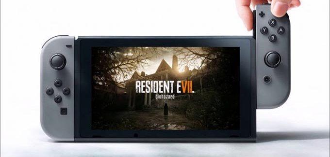 Resident Evil 7 anunciado para o Switch no Japão