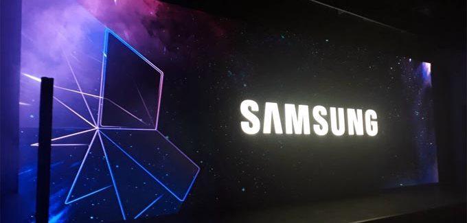 Samsung apresenta sua nova linha de notebooks