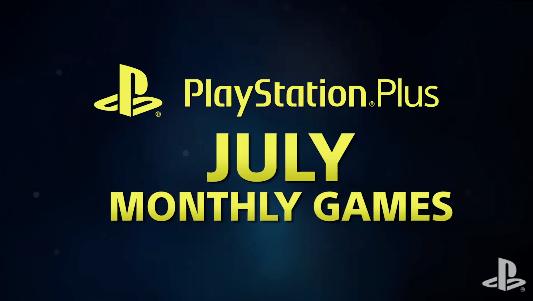 Jogos da PlayStation Plus de Julho divulgados