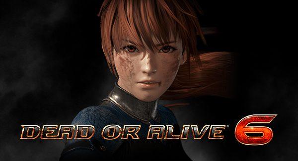 Dead or Alive 6 anunciado