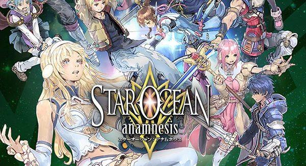 Star Ocean: Anamnesis chegando no ocidente