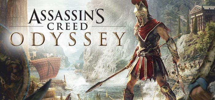 Novidades quentes sobre Assassin's Creed: Odyssey