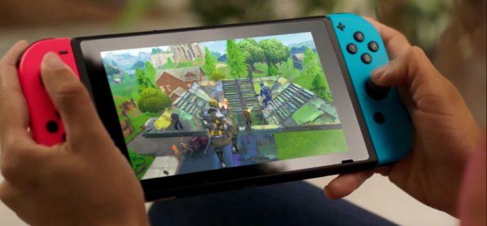 Fortnite atinge 2 milhões de jogadores no Switch em 24 horas