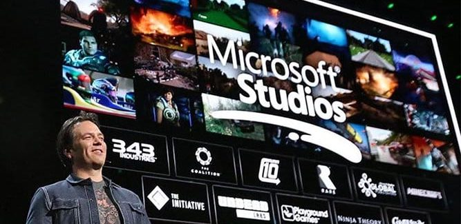 Microsoft anuncia aquisição de 5 novos estúdios na E3 2018