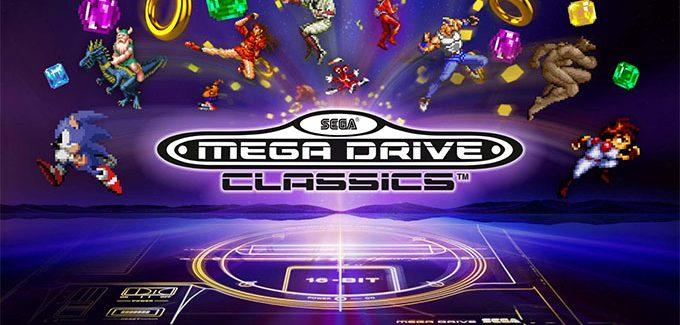 Sega Mega Drive Classics – Análise