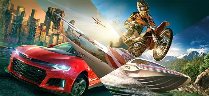 The Crew 2 já está disponível para Xbox, PS4 e PC