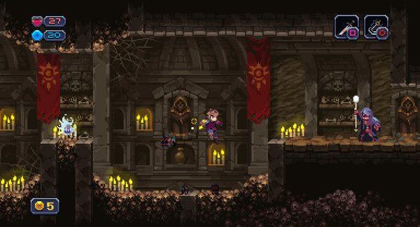 Chasm será lançado dia 31 de julho para PC, PlayStation 4 e PS VITA