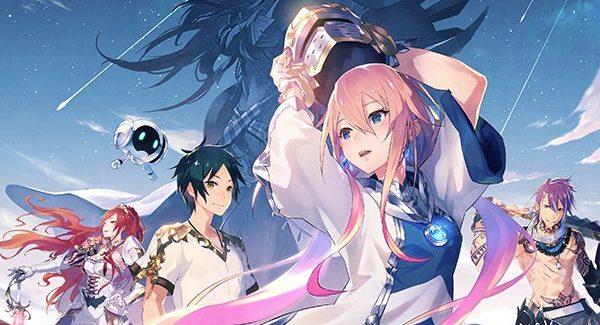 Idola Phantasy Star Saga anunciado para smartphones