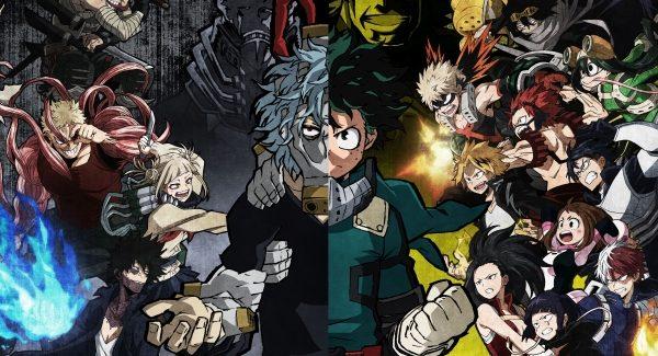 My Hero One's Justice será lançado dia 26 de outubro no ocidente