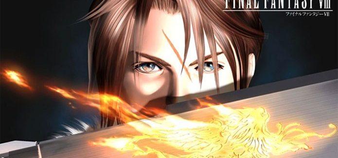 Confira as animações de Final Fantasy VIII em 4K