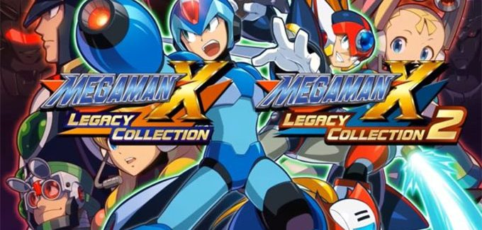 Mega Man X Legacy Collection 1 e 2 – Análise