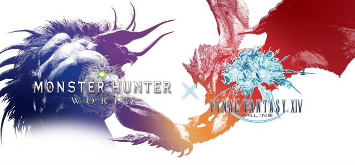 Colaboração Monster Hunter: World x Final Fantasy XIV será lançada dia 1º de agosto