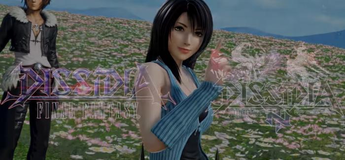 Rinoa Heartlly é a nova personagem de Dissidia NT