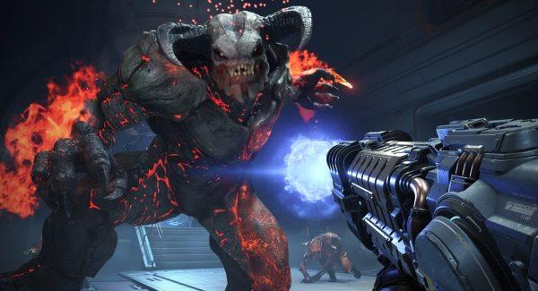Trailer de Doom Eternal; o jogo sairá também para Switch
