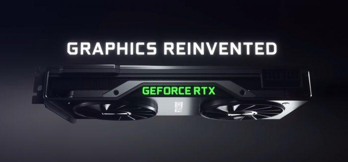 NVIDIA: novas GeForce RTX estarão na BGS 2018