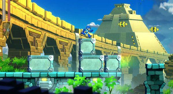 Demo de Megaman 11 será lançado dia 4 de Setembro
