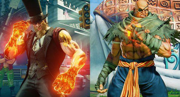 Street Fighter V: Arcade Edition recebe Sagat e G hoje, dia 6 de Agosto