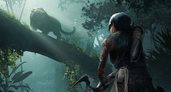 Shadow of the Tomb Raider 'One with the Jungle' trailer de gameplay