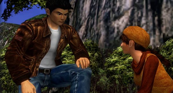 Shenmue I & II 'What is Shenmue? Parte 2: O Trailer dos Personagens