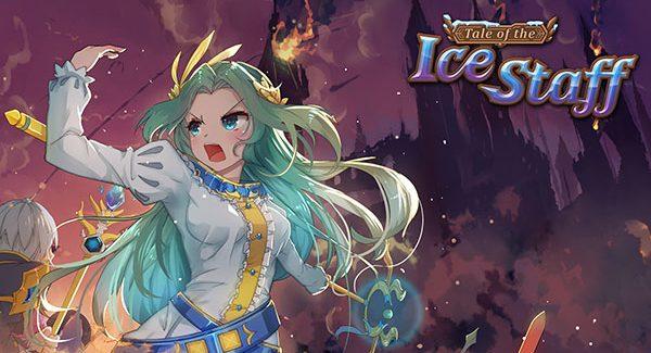 Tale of the Ice Staff anunciado para o Nintendo Switch