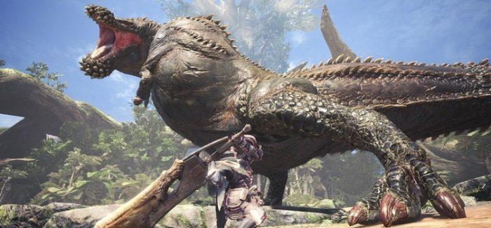 Monster Hunter: World é o maior jogo japonês no Steam de todos os tempos.