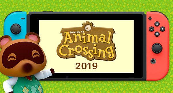 Animal Crossing anunciado para Switch